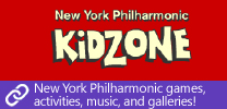 New York Philharmonic Kidzone